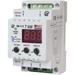 Novatek RN-113 Voltage Monitoring Relay 2 Outputs