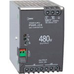 Idec PS6R-J24 DIN Rail Mounted PSU 24VDC 20A 480W Single Output