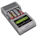 Voltcraft CM410 Intelligent NiZn Battery Charger for AA and AAA Cells