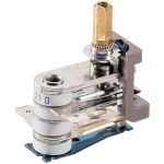 Inter Control 141331.010D01 230 degreeC 13.5A 230Vac Thermostat with On/…