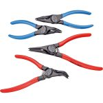 Gedore 6701030 S 8000 Circlip Pliers Set 4pc