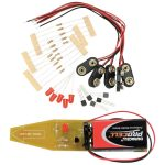 Rapid Moisture Tester Project Components – Set of 5 (No PCBs)