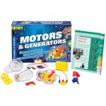 Thames&Kosmos 665036 Experiment Kit Motors and Generators