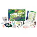 Thames&Kosmos 665002 Experiment Kit Genetics and DNA