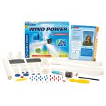 Thames&Kosmos 627928 Wind Power Renewable Energy Science Kit V3.0