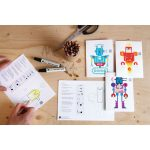 Bare Conductive Flashing Cards Class Activity Pack