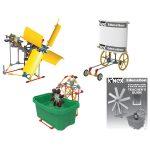 K'Nex 77051 Exploring Wind and Water Energy