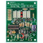 Velleman MK151 Electronic LED Clock Kit