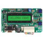 Velleman K8045 LCD Digital Message Board (Programmable)