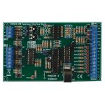 Velleman K8055N USB Experiment Interface Board Electronics Kit
