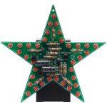 Velleman MK169R Flashing Red LED Star Electronics Kit