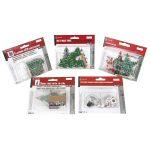 Velleman MKSET2 Seasonal Minikit Pack: Mk100, Mk101, Mk130, Mk167,…