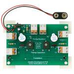 RK Education Transistor Astable Training Kit – Assembled