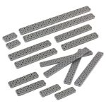 VEX IQ 2x Beam Foundation Add-On Pack (Grey)