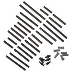 VEX IQ Plastic Shaft Base Pack (Black)