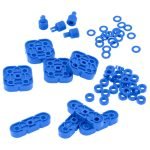 VEX IQ Base Motion Accessory Pack (Blue)