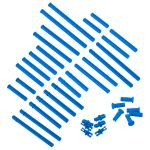 VEX IQ Plastic Shaft Base Pack (Blue)