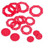 VEX IQ Turntable Base Pack (Red)