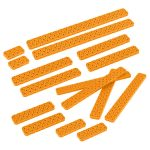 VEX IQ 2x Beam Foundation Add-on Pack (Orange)