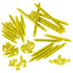 VEX IQ Standoff Base Pack (Yellow)