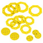 VEX IQ Turntable Base Pack (Yellow)