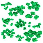 VEX IQ Corner Connector Base Pack (Green)