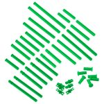 VEX IQ Plastic Shaft Base Pack (Green)