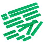 VEX IQ 2x Beam Foundation Add-on Pack (Green)