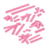 VEX IQ 2x Beam Base Pack (Pink)