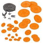 VEX IQ Chain and Sprocket Kit (Orange)