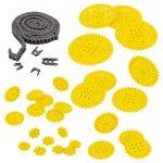 VEX IQ Chain and Sprocket Kit (Yellow)