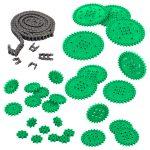 VEX IQ Chain and Sprocket Kit (Green)