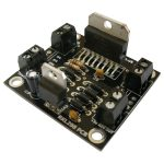 RK Education RKL298 H-Bridge Motor Drive IC Project PCB Kit