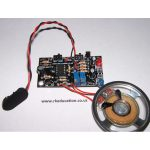 RK Education 4 Siren Sound and Flashing Lights Generator Kit