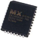 Macronix MX29LV040CQI-70G Parallel NOR Flash Memory 4Mbit 3V 32-PLCC