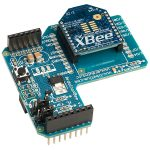 Arduino A000007 Xbee Shield With RF Module
