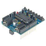 Velleman KA02 Audio Shield Kit for Arduino
