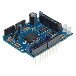 Velleman KA03 Motor and Power Shield Kit for Arduino
