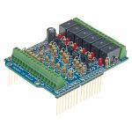 Velleman KA05 In / Out Shield Kit for Arduino