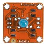 Arduino TinkerKit T010111 Blue LED 5mm Module
