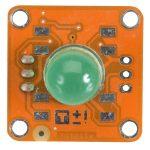 Arduino TinkerKit T010116 Green LED 10mm Module