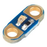 TinyCircuits ASL1001-LR TinyLily Arduino Compatible Wearable LED 0…