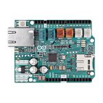 Arduino Ethernet Shield 2 with PoE A000025