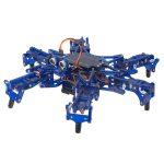 Seeed 110990136 Hexy Hexapod Arduino Powered Robotics Kit