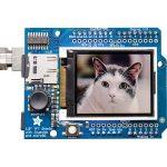 Adafruit 802 1.8″ TFT Display Shield for Arduino Micro SD and Joystick