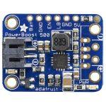 Adafruit 1903 PowerBoost 5V USB Boost 500mA from 1.8V+