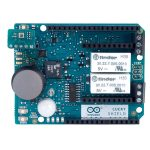 Arduino Lucky Shield Includes an Array of Sensors, Inputs and Outputs