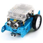 Makeblock 90058 mBot V1.1 Blue 2.4GHz RF Enabled STEM Robot Kit