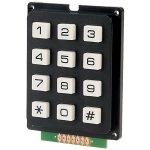 RVFM AK-304-N-BWB Matrixed 3 x 4 Data Keypad