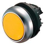 EATON 216598 M22-D-Y Actuator Push Yellow Flush